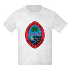 Guam Kids T-Shirt