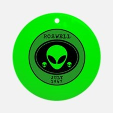 Roswell July 1947 Ornament (Round)