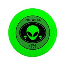 "Roswell July 1947 3.5"" Button"