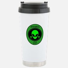 Roswell July 1947 Stainless Steel Travel Mug