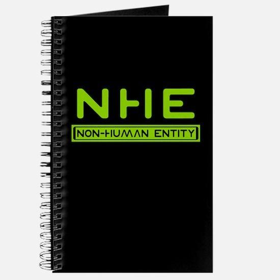 NHE Non Human Entity Journal