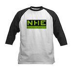 NHE Non Human Entity Kids Baseball Jersey