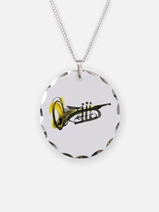 Trumpet Necklace
