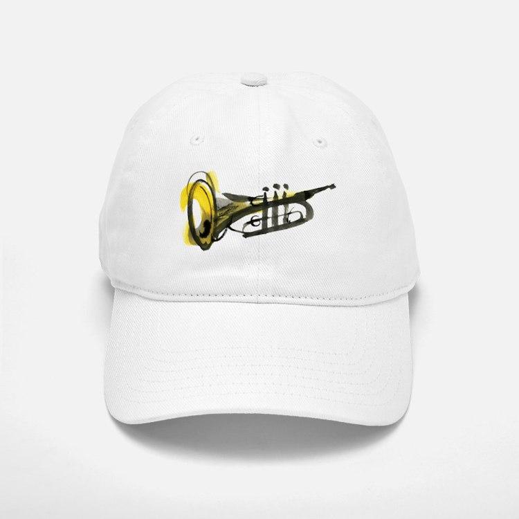 Trumpet Baseball Baseball Cap