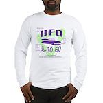 UFO A Go Go Light Long Sleeve T-Shirt