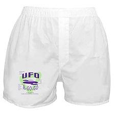 UFO A Go Go Light Boxer Shorts