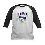 UFO A Go Go Light Kids Baseball Jersey