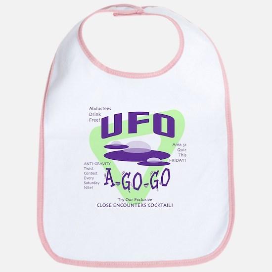 UFO A Go Go Light Bib