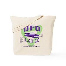 UFO A Go Go Light Tote Bag