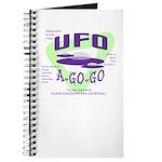 UFO A Go Go Light Journal