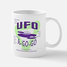 UFO A Go Go Light Small Mugs