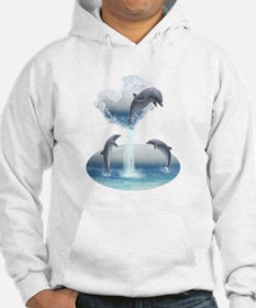 The Heart Of The Dolphins Hoodie