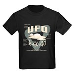 UFO A Go Go Kids Dark T-Shirt