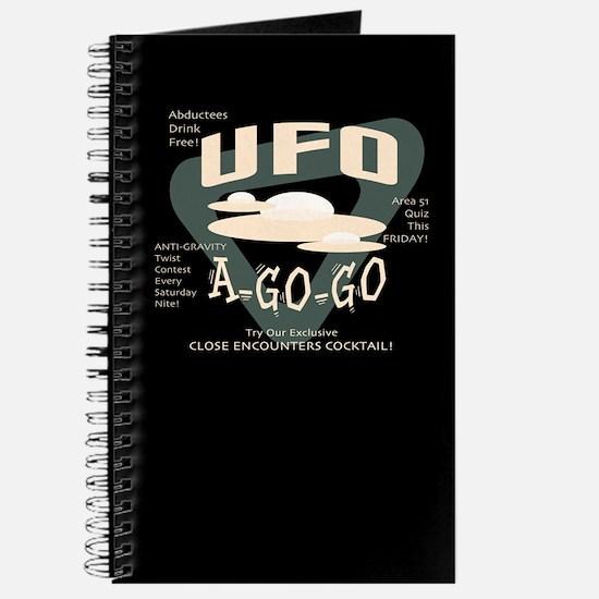 UFO A Go Go Journal