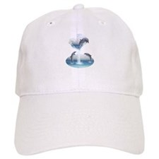 The Heart Of The Dolphins Baseball Cap