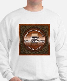 Musical Washboard Sweatshirt