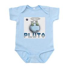 Funny Pluto Attacks Infant Creeper