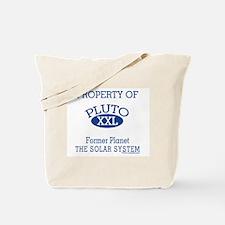 Pluto (blue) Property Tote Bag