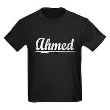 Ahmed, Vintage T
