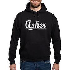 Asher, Vintage Hoodie