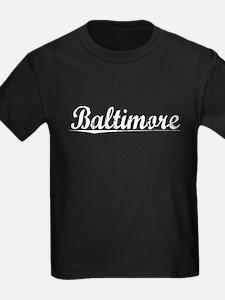 Baltimore, Vintage T