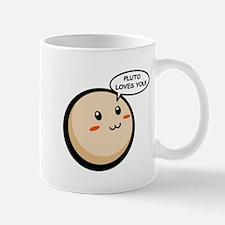 PLUTO LOVES YOU Mug