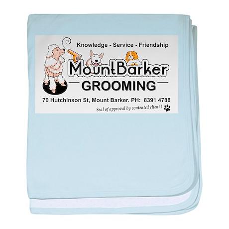 Mount Barker Grooming baby blanket