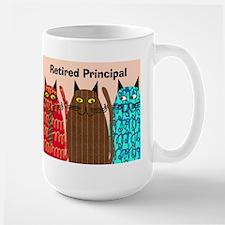 Retired Principal.PNG Mug