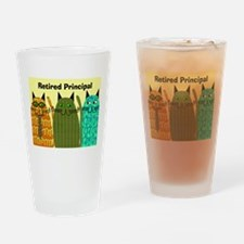 Retired Principal Blanket 2.PNG Drinking Glass