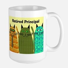 Retired Principal Blanket 2.PNG Large Mug