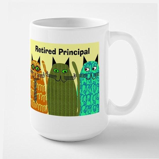 Retired Principal Blanket 2.PNG Large Mug
