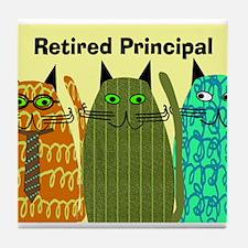 Retired Principal Blanket 2.PNG Tile Coaster
