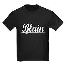 Blain, Vintage T