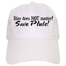 Save Pluto Baseball Cap