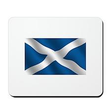Scottish Saltire Mousepad