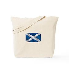 Scottish Saltire Tote Bag