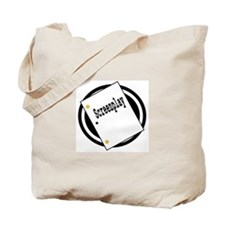 SCREENPLAY/HOBO Tote Bag