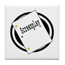 SCREENPLAY/HOBO Tile Coaster