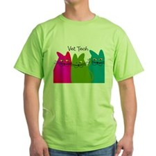 vet tech whim cats.PNG T-Shirt