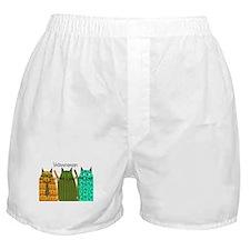 Veterinarian whimsical.PNG Boxer Shorts