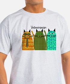 Veterinarian whimsical.PNG T-Shirt