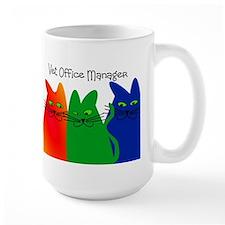 vet office manager.PNG Mug