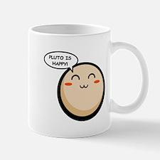 PLUTO IS HAPPY Mug