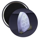 """Be Nice 2.25"""" Magnet (10 pack)"""