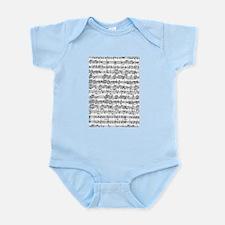 Music Infant Creeper