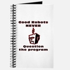 Good Robots... Journal