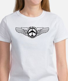 B-52 Peace the Old Fashioned Way Women's T-Shirt