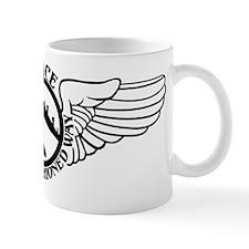 B-52 Peace the Old Fashioned Way Mug