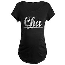 Cha, Vintage T-Shirt