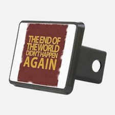 END OF THE WORLD Hitch Cover